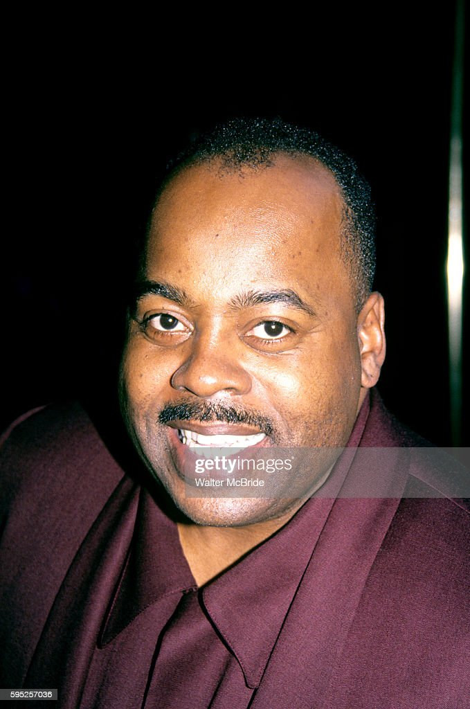 Regenald Vel Johnson pictured at the ABC Fall Lineup Party at Gabrielle Restaurant in New York City on May 10 1994 ©Walter McBride/WM Photography