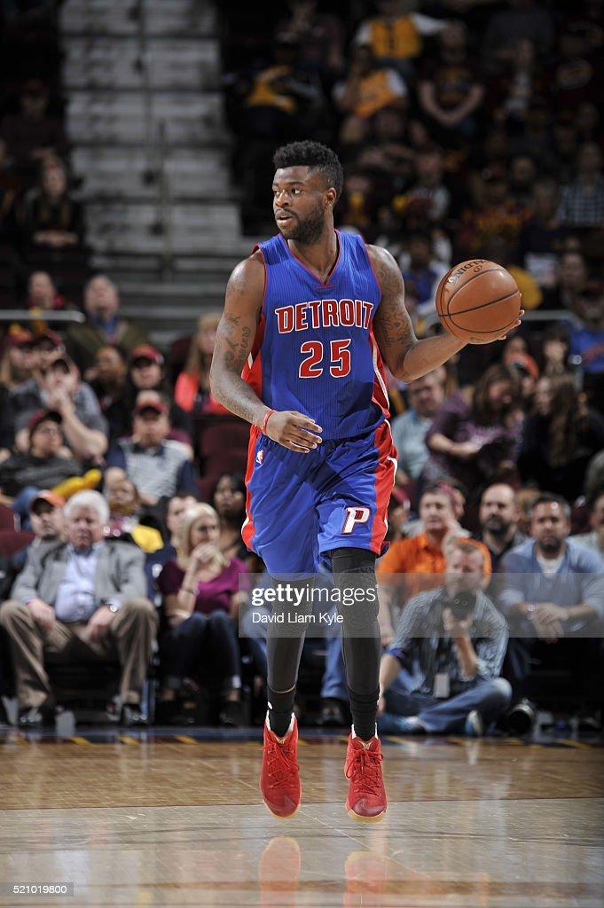 Detroit Pistons v Cleveland Cavaliers