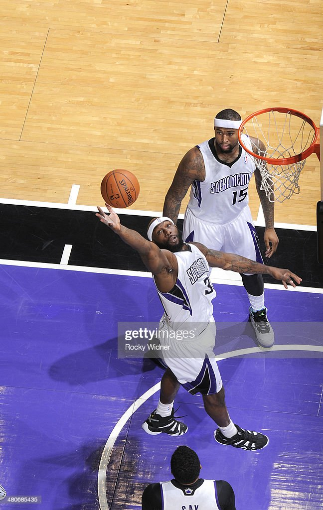 <a gi-track='captionPersonalityLinkClicked' href=/galleries/search?phrase=Reggie+Evans&family=editorial&specificpeople=202254 ng-click='$event.stopPropagation()'>Reggie Evans</a> #30 of the Sacramento Kings rebounds against the Milwaukee Bucks on March 23, 2014 at Sleep Train Arena in Sacramento, California.