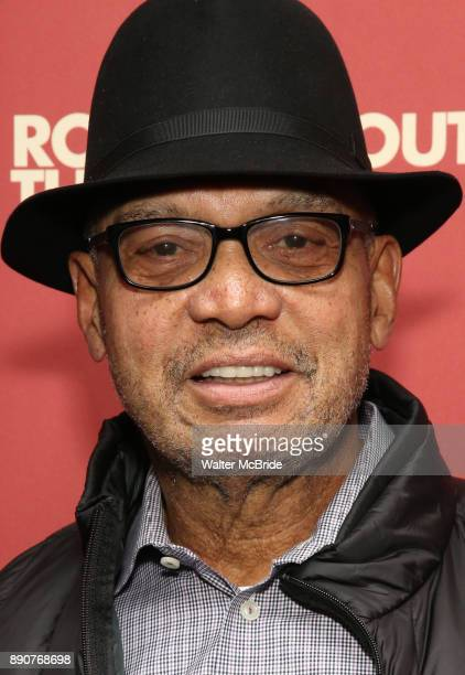 Reggie Jackson attends the cast party for the Roundabout Theatre Company presents a OneNight Benefit Concert Reading of 'Damn Yankees' at the Stephen...