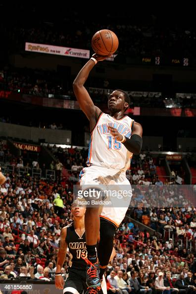 Oklahoma City Thunder at Miami Heat Pictures | Getty Images