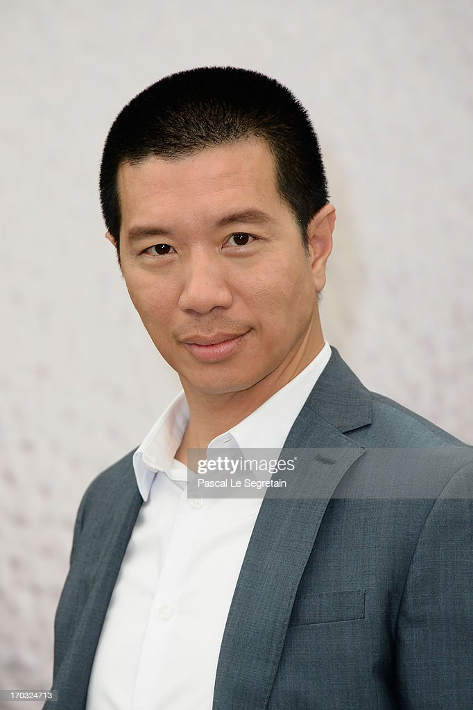 Reggie Lee poses at a photocall during the 53rd Monte Carlo TV Festival on June 10, 2013 in Monte-Carlo, Monaco.