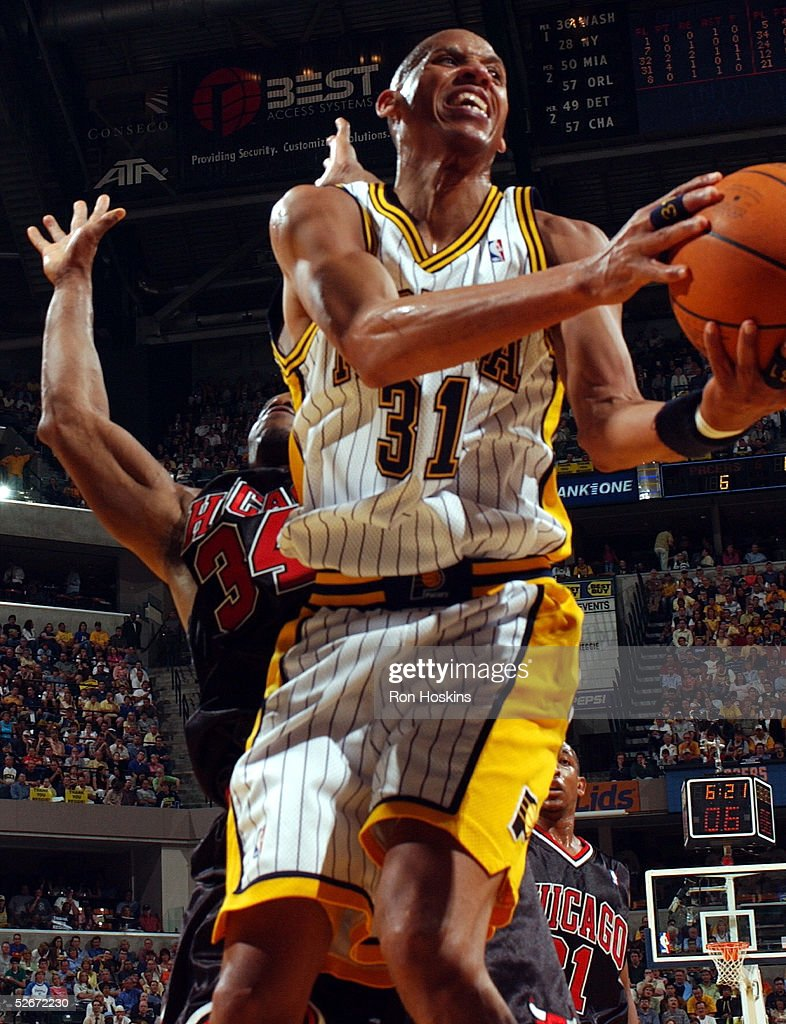 Chicago Bulls v Indiana Pacers s and