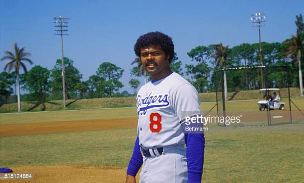 Reggie Smith Los Angeles Dodgers outfielder He was an Allstar outfielder in the Major League's for 17 years