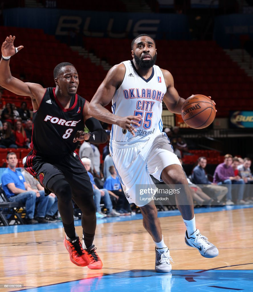 Sioux Falls Skyforce v Oklahoma City Blue s and