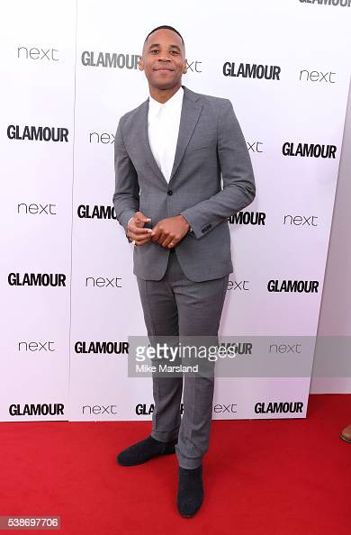 Reggie Yates arrives for the Glamour Women Of The Year Awards on June 7 2016 in London United Kingdom