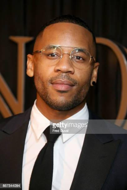 Reggie Yates attends the BFI Luminous Fundraising Gala at The Guildhall on October 3 2017 in London England