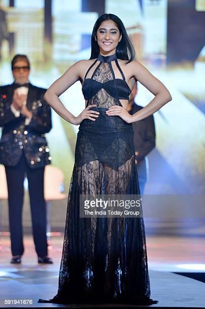 Regina Cassandra during the announcement of film Aankhen 2 in Mumbai