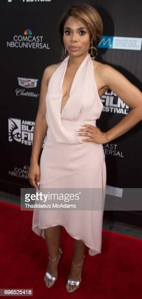 Regina Hall attends 2017 American Black Film Festival on June 14 2017 in Miami Florida