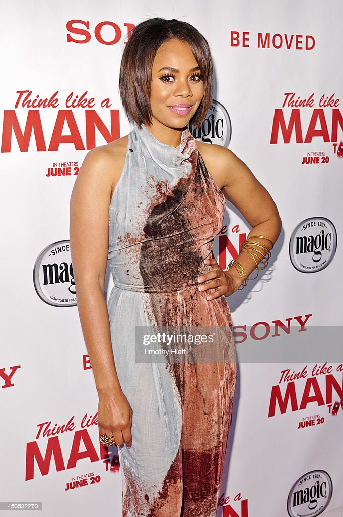 Regina Hall attends a screening of 'Think Like A Man Too' at the Showplace Icon Theater on June 12, 2014 in Chicago, Illinois.