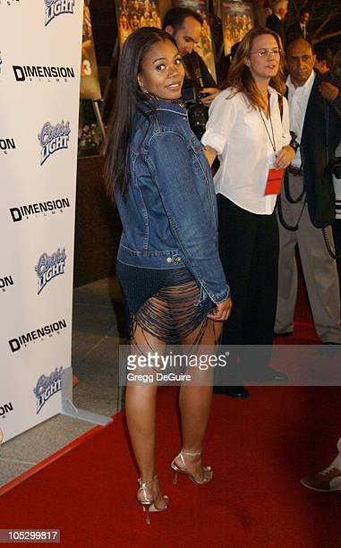 Regina Hall during 'Scary Movie 3' Premiere Arrivals at AMC Theatres Avco Cinema in Westwood California United States
