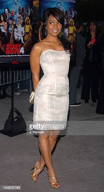 Regina Hall during 'Scary Movie 4' New York City Premiere Arrivals at Loews Lincoln Square in New York City New York United States