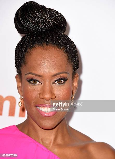 Regina King arrives at the Disney ABC Television Group's 2015 TCA Summer Press Tour on August 4 2015 in Beverly Hills California