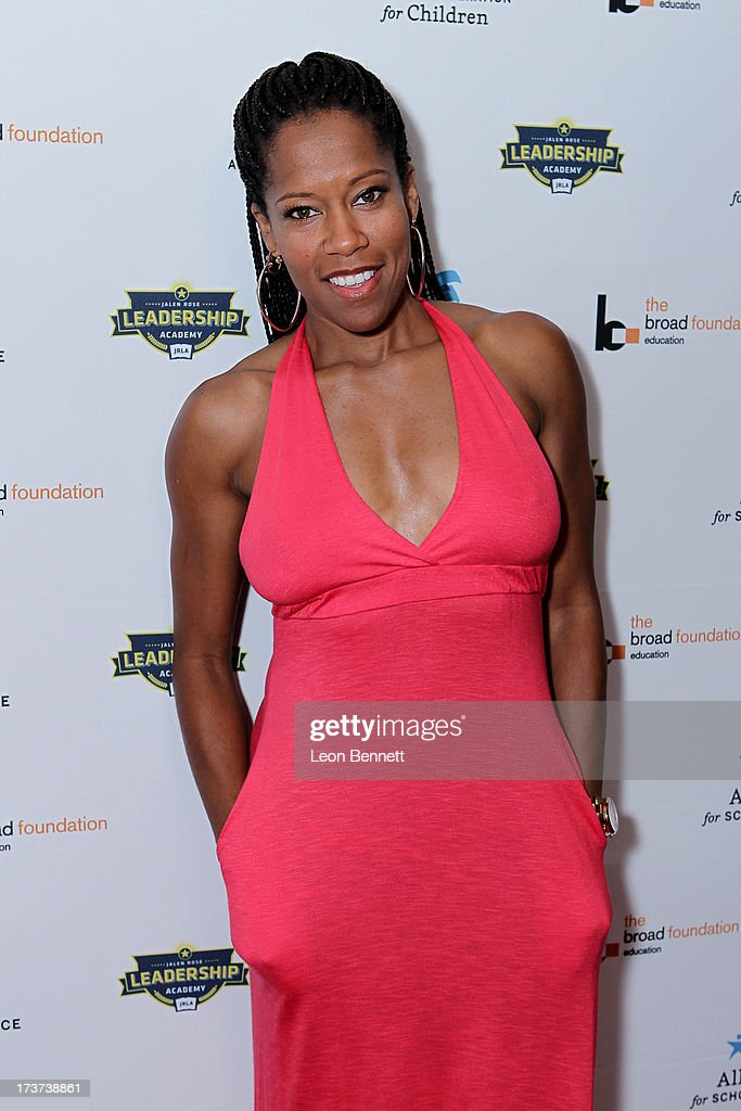 Regina King attended The Champions For Choice In Education ESPYs Kickoff Cocktail Party at Ritz Carlton on July 16, 2013 in Los Angeles, California.