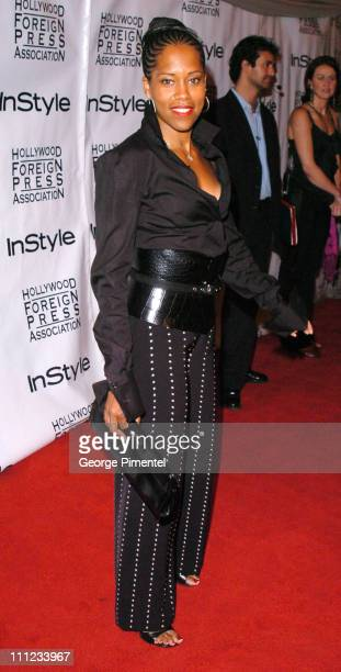 Regina King during In Style / Hollywood Foreign Press Association Toronto Film Festival 2004 Party at Windsor Arms Hotel in Toronto Ontario Canada