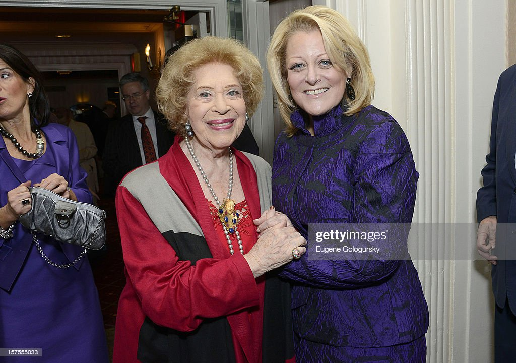 <a gi-track='captionPersonalityLinkClicked' href=/galleries/search?phrase=Regina+Resnik&family=editorial&specificpeople=1555442 ng-click='$event.stopPropagation()'>Regina Resnik</a> and Deborah Voight attend the Metropolitan Opera Guild's 78th Annual Luncheon Celebrating 'Star Power!' at The Waldorf Astoria on December 4, 2012 in New York City.