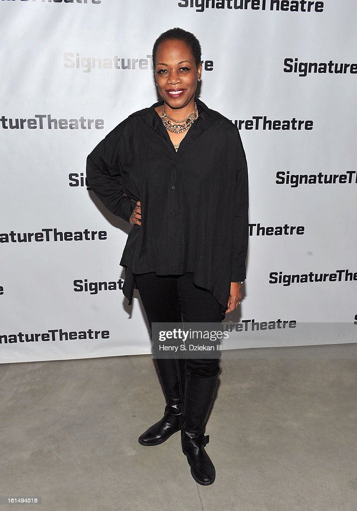 <a gi-track='captionPersonalityLinkClicked' href=/galleries/search?phrase=Regina+Taylor&family=editorial&specificpeople=615803 ng-click='$event.stopPropagation()'>Regina Taylor</a> attends the 2013 Signature Theatre Gala at The Signature Center on February 11, 2013 in New York City.