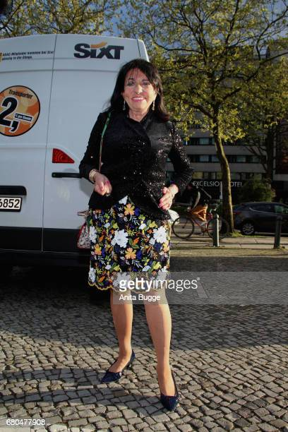 Regine Sixt attends the Victress Awards gala on May 8 2017 in Berlin Germany