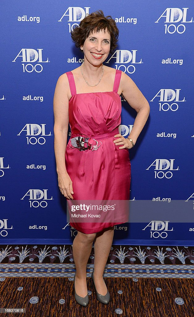 Regional Director Amanda Susskind attends the Anti-Defamation League Centennial Entertainment Industry Awards Dinner Honoring Jeffrey Katzenberg at The Beverly Hilton Hotel on May 8, 2013 in Beverly Hills, California.
