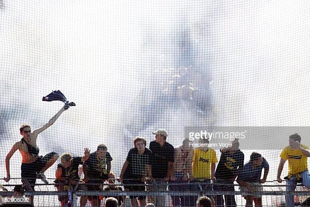 Regionalliga Nord 03/04 Hamburg FC St Pauli 1 FC Dynamo Dresden 22 Fans/Dresden