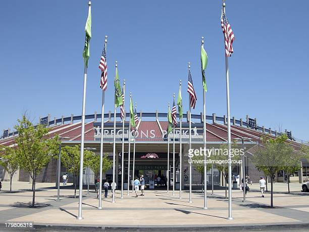 Regions Park home of the Birmingham Barons Birmingham Alabama