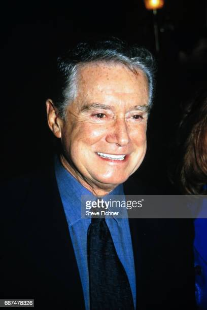 Regis Philbin at premiere of Frequency New York New York April 26 2000