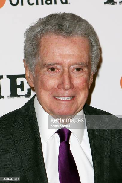 Regis Philbin attends 'The Hero' New York Premiere at the Whitby Hotel on June 7 2017 in New York City