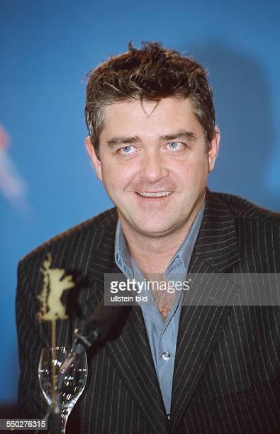 Regisseur Bob Gosse während einer Pressekonferenz anlässlich der 51 Internationalen Filmfestspiele in Berlin
