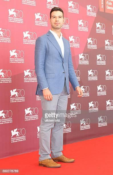 Regisseur David Pablos während des Photocalls zum Film attending the La Vida Despues anlässlich der 70 Internationalen Filmfestspiele von Venedig