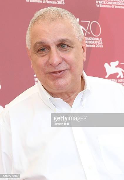 Regisseur Errol Morris während des Photocalls zum Film The Unknown Known anlässlich der 70 Internationalen Filmfestspiele von Venedig