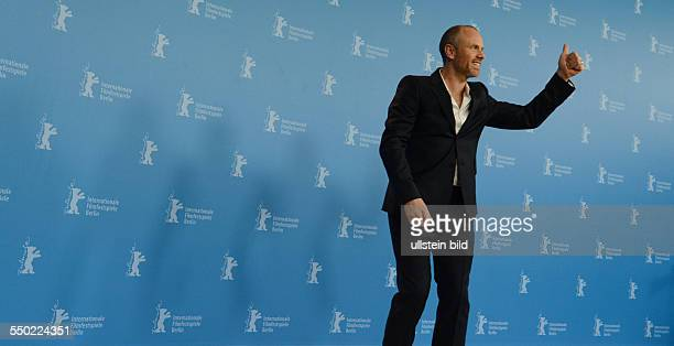 Regisseur Fredrik Bond während des Photocalls zum Film THE NECESSARY DEATH OF CHARLIE COUNTRYMAN anlässlich der 63 Internationalen Filmfestspiele in...