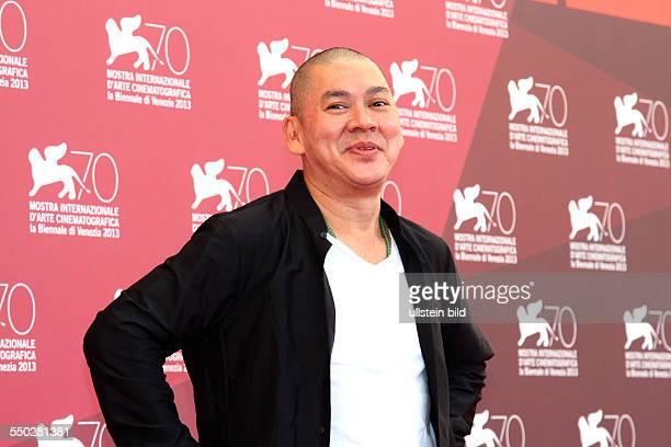 Regisseur Mingliang Tsai beim Photocall des Films Jiaoyou / Stray Dogs anlässlich der 70 Internationalen Filmfestspiele von Venedig