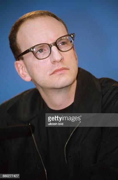 Regisseur Steven Soderbergh während einer Pressekonferenz anlässlich der 51 Internationalen Berliner Filmfestspiele