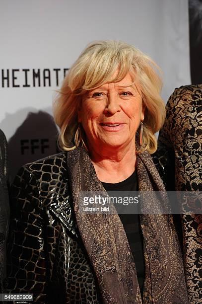 Regisseurin Margarethe von Trotta bei der Premiere von Hannah Arendt in der Lichtburg in Essen
