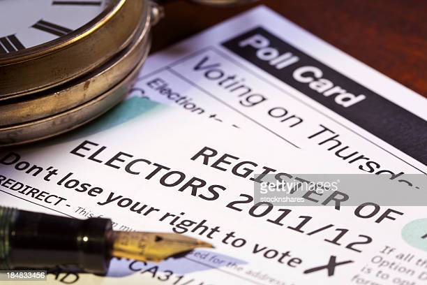 Registrazione degli elettori
