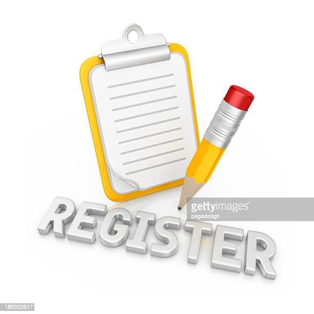 Sich registrieren