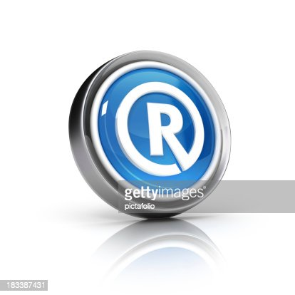 Registered sign Icon