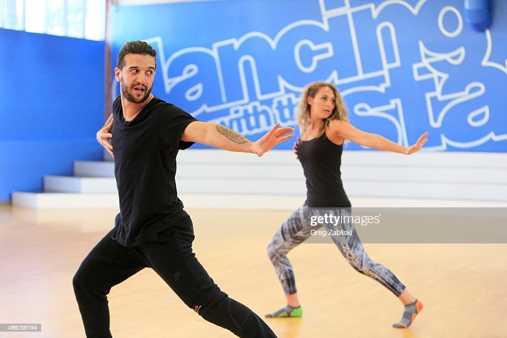 STARS Rehearsals 'Dancing with the Stars' will kick off its 21st season on Monday September 14 on the ABC Television Network