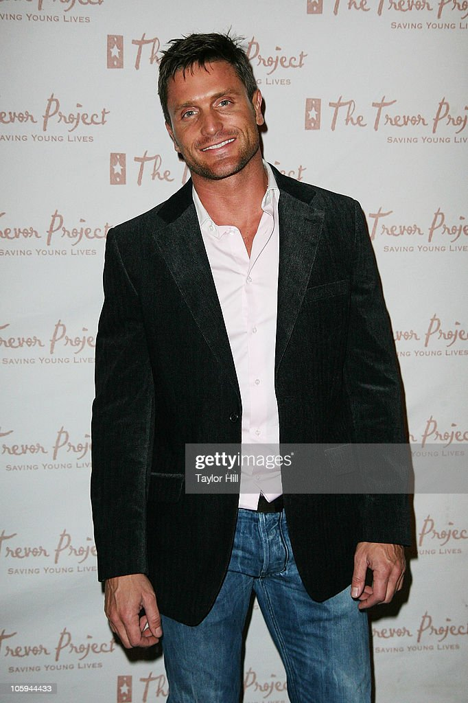 Reichen Lehmkuhl attends the Trevor's Fall Fete at Theory Flagship Store on October 21, 2010 in New York City.