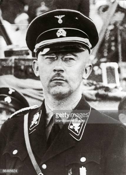 Heinrich Himmler Essay | Essay