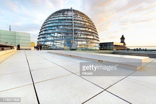 'Reichstag Dome, Berlin'