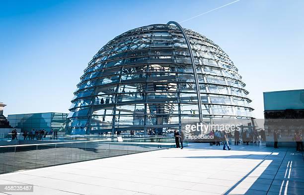 Reichstag Glaskuppel