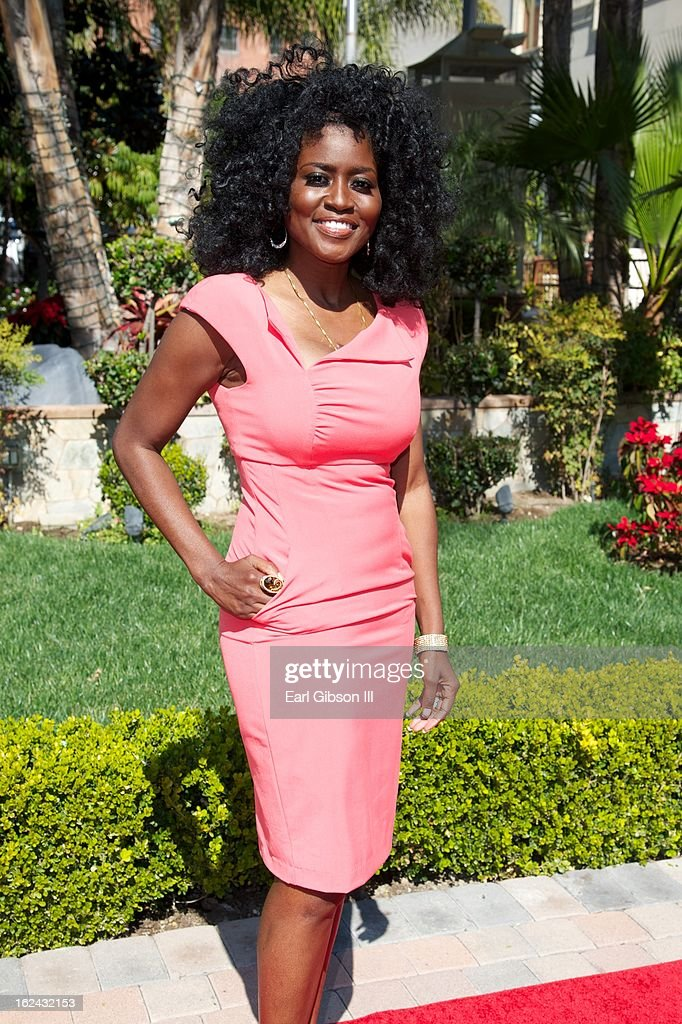 Reid Johnson attends the 2nd Annual 'Gospel Goes To Hollywood' Awards Luncheon at Taglyan Cultural Complex on February 22, 2013 in Hollywood, California.