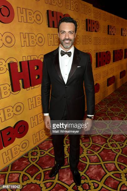 Reid Scott attends HBO's Post Emmy Awards Reception at The Plaza at the Pacific Design Center on September 17 2017 in Los Angeles California