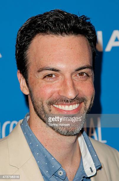Reid Scott attends the 3rd annual Nautica Oceana beach house party at Marion Davies Guest House on May 8 2015 in Santa Monica California