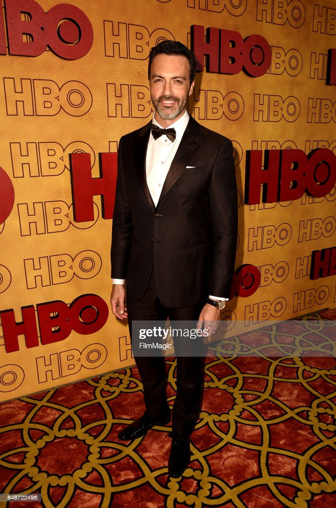 Reid Scott attends the HBO's Official 2017 Emmy After Party at The Plaza at the Pacific Design Center on September 17, 2017 in Los Angeles, California.