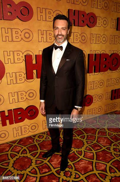 Reid Scott attends the HBO's Official 2017 Emmy After Party at The Plaza at the Pacific Design Center on September 17 2017 in Los Angeles California
