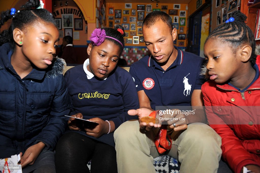 """United States Olympic Committee """"Thank You Britain"""" Campaign Launch"""