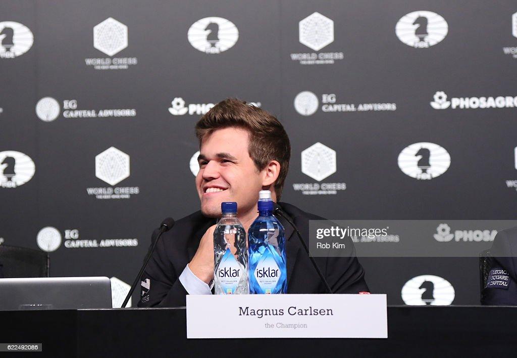2016 World Chess Championship - November 11