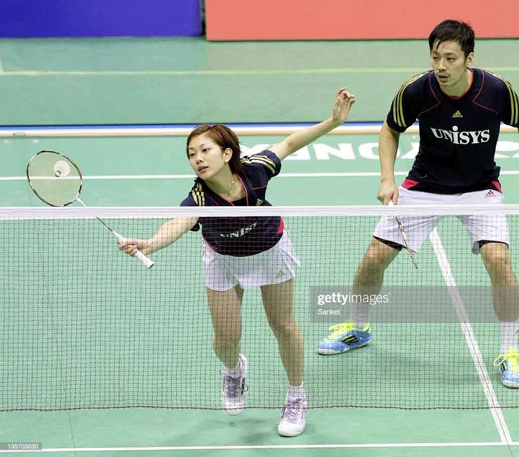 The 65th All Japan Badminton Championships Semi Finals s